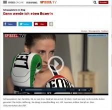 Punch Line online auf Spiegel TV/ Punch Line online on Spiegel.TV
