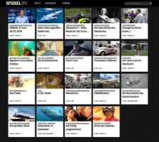 Punch Line under the Top 20 at Spiegel.TV