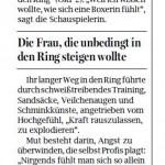 Oberösterreichische Nachrichten 05.07.2016